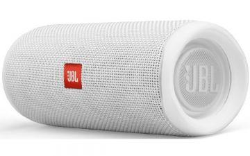 Bluetooth reproduktor JBL Flip 5 (biela)