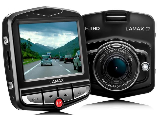 Záznamová kamera LAMAX C7
